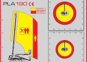 cmc pla 190 autohoogwerker te koop diagram