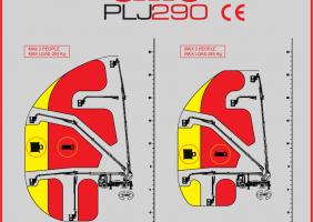 cmc plj 290 hoogwerker te koop diagram