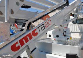 cmc tbx 200 autohoogwerker te koop 5