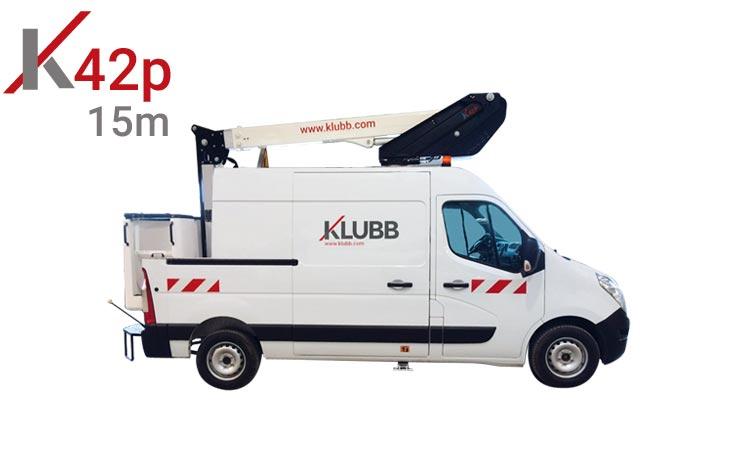 KLUBB K42p